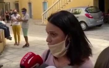 Οι πρώτες δηλώσεις της μητέρας που κατηγορείται ότι υποκίνησε κατάληψη στο Γυμνάσιο-Λύκειο Βουκολιών: «Είναι ψέμα»