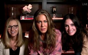 Emmy 2020: Τα «Φιλαράκια» έκαναν μια αναπάντεχη έκπληξη στη φετινή τελετή