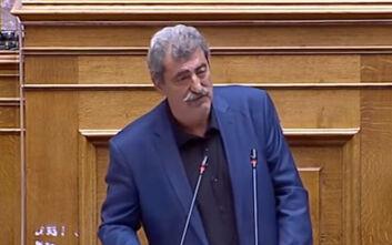 Ο Πολάκης σιγοτραγούδησε Στέλιο Καζαντζίδη για να μην αρθεί η βουλευτική ασυλία του