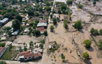Αδήλωτα τετραγωνικά: Παρατείνεται η διαδικασία για τις περιοχές της Θεσσαλίας που επλήγησαν από τον Ιανό