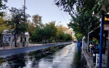 Δήμος Αθηναίων: Μεγάλη επιχείρηση καθαριότητας-απολύμανσης στα Κάτω Πατήσια