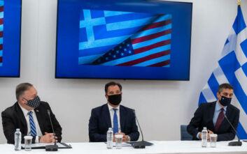 Πάιατ: Υπερήφανος για τη νέα Συμφωνία Επιστήμης και Τεχνολογίας