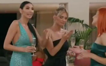 The Bachelor: Το μάθημα φλερτ της Σίας κατέκτησε το Tik Tok και έγινε viral