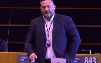 Γιάννης Λαγός: Για ρητορική μίσους και ρατσιστική τοποθέτηση θα εξεταστεί από τα πειθαρχικά όργανα του Ευρωκοινοβουλίου
