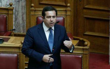 Μηταράκης διαψεύδει Σπανό- Καραΐσκο για τη δομή σε Θερμοπύλες: Ήταν ενήμεροι, ήταν πρόταση του δημάρχου
