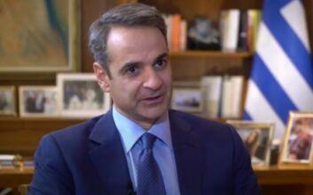 Μητσοτάκης: Συνομιλούν οι σύμβουλοί μου με εκείνους του Ερντογάν - Με ανησυχεί η Νavtex για την Κύπρο
