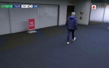 Ο Μουρίνιο έψαχνε στην τουαλέτα παίκτη της Τότεναμ στη διάρκεια του ματς με την Τσέλσι