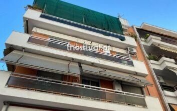 Θεσσαλονίκη: Θανατηφόρα πτώση 83χρονου από ταράτσα
