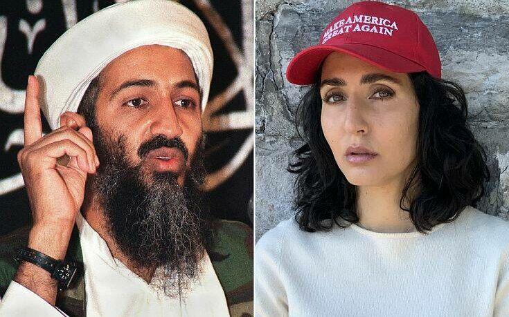 Η ανιψιά του Μπιν Λάντεν «ψηφίζει» Τραμπ: «Μόνο αυτός μπορεί να αποτρέψει μια νέα 11η Σεπτεμβρίου»