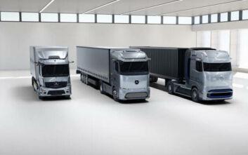 Τα φορτηγά του αύριο:Ηλεκτρισμός και υδρογόνο κινούν τις επίγειες μεταφορές