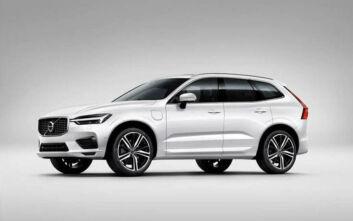 Ανακαλούνται 1.070 οχήματα Volvo XC60