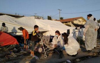 Χρυσοχοΐδης για επιχείρηση στη Λέσβο: Γίνεται το αυτονόητο - Μεταφέρθηκαν ήδη 1.000 άτομα