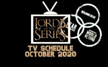 Πλούσιος τηλεοπτικός μήνας ο Οκτώβριος γεμάτος πρεμιέρες