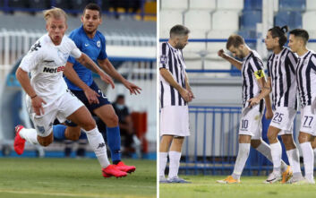 Super League: Ο Απόλλων Σμύρνης δεν παίζει τις τρεις πρώτες αγωνιστικές, δύο πήρε ο ΠΑΣ Γιάννινα