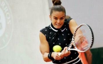 Σαρωτική η Σάκκαρη - Προκρίθηκε με άνεση στον 2ο γύρο του Roland Garros