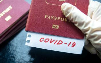 Νέα αεροπορική οδηγία: Με αρνητικό τεστ κορονοϊού όσοι ταξιδεύουν από την Τσεχία στην Ελλάδα