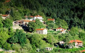 Το πανέμορφο μέρος της Ελλάδας που είναι άγνωστο πότε δημιουργήθηκε