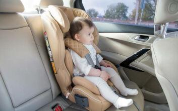 ΚΟΚ: Κάθισμα μέχρι τα 12 στο αυτοκίνητο - Μετά τα 16 τα παιδιά σε μηχανάκι