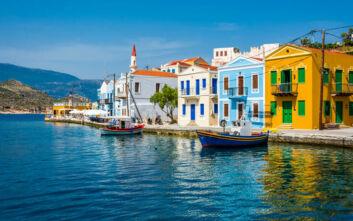 Καστελόριζο, το ελληνικό νησί που δεν έχει παραλίες με αμμουδιά