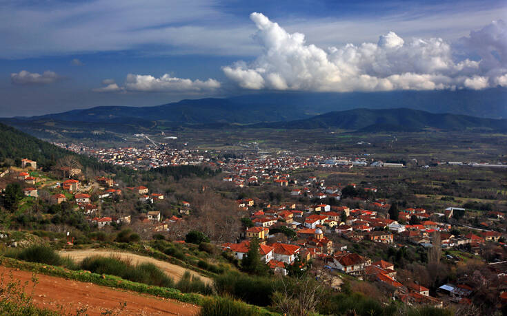 Τρία χωριά στη Θεσσαλία χάρμα οφθαλμών – Newsbeast