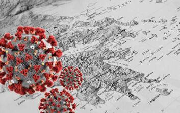 Κορονοϊός - Ελλάδα: Οι περιοχές που εντοπίστηκαν τα κρούσματα - Αρνητική πρωτιά για την Αττική με 210 νέες μολύνσεις