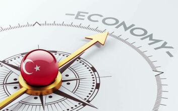 Ανάπτυξη 0,3% προσβλέπει η Άγκυρα για την τουρκική οικονομία παρά τον κορονοϊό