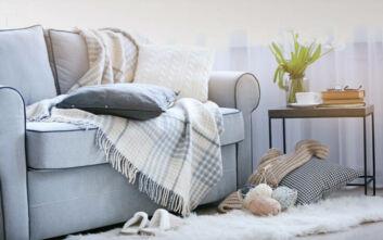 Πώς να προσθέσετε επιπλέον αποθηκευτικό χώρο στο μικρό σαλόνι σας
