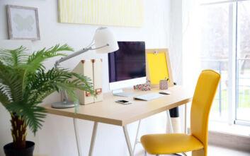 Πώς να ανανεώσετε τον χώρο του γραφείου στο σπίτι σας