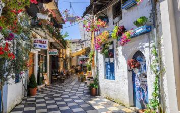 Ένα από τα λιγοστά κατοικήσιμα κάστρα της Ελλάδας