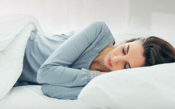 Το μυστικό για να σας πάρει ο ύπνος σε δύο λεπτά