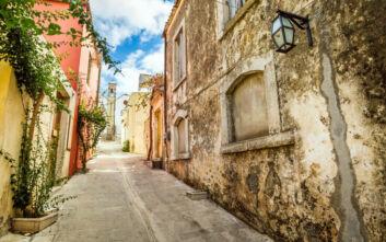 Το χωριό της Κρήτης με ένα από τα αρχαιότερα πατητήρια στον κόσμο