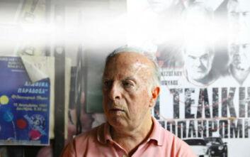 Πέθανε ο ζωγράφος Βασίλης Δημητρίου: Το πινέλο του έδινε χρώμα και μαγεία στις αφίσες των σινεμά