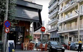 Βέροια: Ρομά τα «έσπασαν» σε μεζεδοπωλείο στο κέντρο της πόλης - Άγριο κυνηγητό στους δρόμους