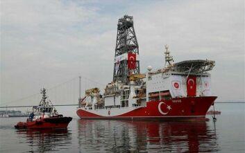 Η Άγκυρα θα στείλει δεύτερο πλωτό γεωτρύπανο στη Μαύρη Θάλασσα, δήλωσε ο υπουργός Ενέργειας
