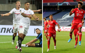 UEFA Super Cup: Μάχη μεταξύ Μπάγερν Μονάχου και Σεβίλης για την υπερπρωταθλήτρια Ευρώπης