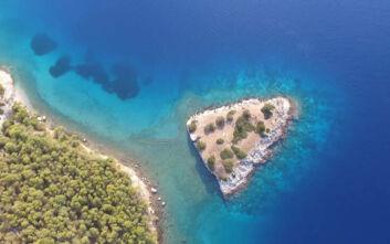 Το νησί των βρικολάκων στην Κορινθία