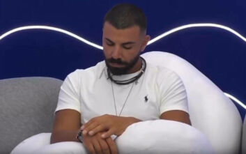 Big Brother: «Ο Αντώνης Αλεξανδρίδης είναι μετανιωμένος και θέλει να προβεί σε δημόσια συγγνώμη»