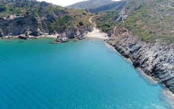 Ο άγνωστος παράδεισος της Εύβοιας για ναυαγούς και ροβινσώνες