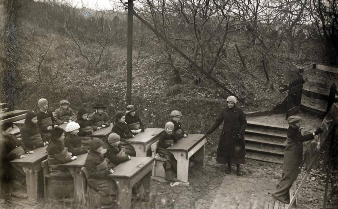 Τι έγινε με τα σχολεία όταν η φυματίωση χτύπησε γερά την ανθρωπότητα 3