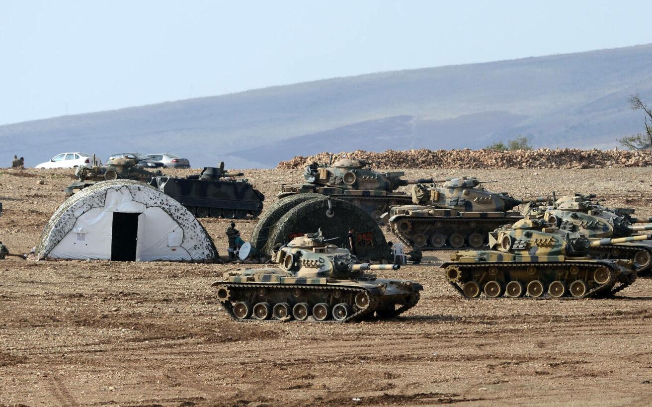 Πόσα και ποια μέτωπα έχει ανοικτά αυτή τη στιγμή ο Ερντογάν με τους γείτονές  του – Newsbeast