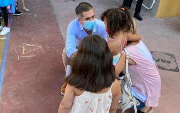 Κώστας Μπακογιάννης: Με πολλές προκλήσεις η σχολική χρονιά που ξεκίνησε σήμερα