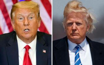 Τα δύο πρόσωπα του Τραμπ στην προεκλογική εκστρατεία