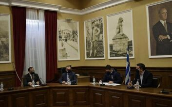 Νέα έκτακτα μέτρα στις Σέρρες για τον περιορισμό του κορονοϊού