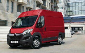 Citroën ë-Jumper: Ένα ηλεκτρικό van με χωρητικότητα έως 17 κ.μ.