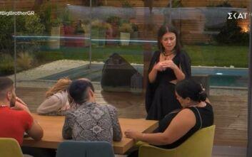 Big Brother: Εκτός εαυτού η Ραΐσα Κόντη - «Έχεις την άλλη θεά, και μένα με θεωρείς σκουπίδι»