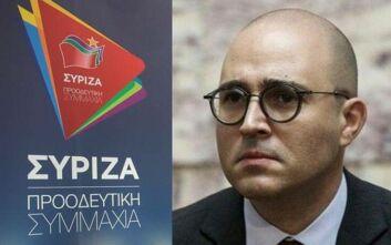 ΣΥΡΙΖΑ: Να δώσει στη δημοσιότητα ο κ. Μπογδάνος τις κρατικές χρηματοδοτήσεις στην ιστοσελίδα του