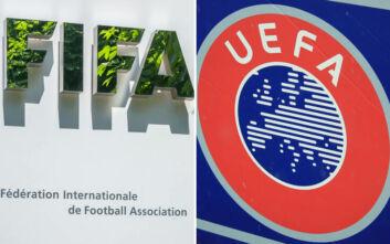FIFA και UΕFA συναντήθηκαν με τους Big 4 του ελληνικού ποδοσφαίρου