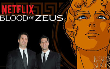 Blood Of Zeus: Οι Έλληνες δημιουργοί της σειράς εξηγούν γιατί ο Heron είναι ξεχωριστός