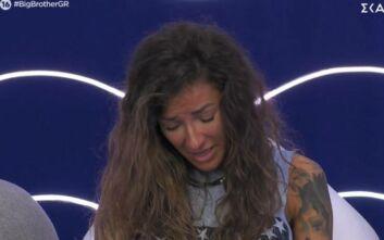 Big Brother: Ο πόνος της Ραμόνα Ραμοροσάνου για την απώλεια της μητέρας της