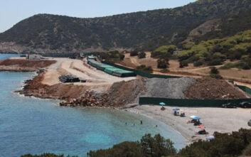 «Από το Κέντρο Επεξεργασίας Λυμάτων Κορωπίου-Παιανίας κινδυνεύουν με ρύπανση όλες οι παραλίες της Ανατολικής Αττικής»